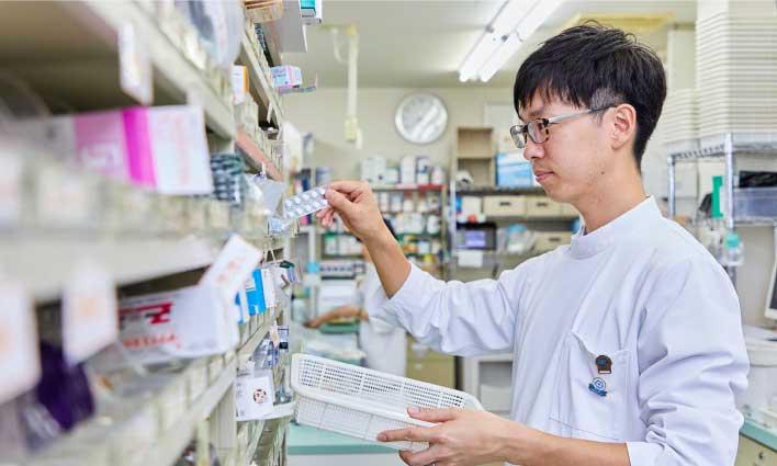 薬局・薬剤師の役割と業務内容